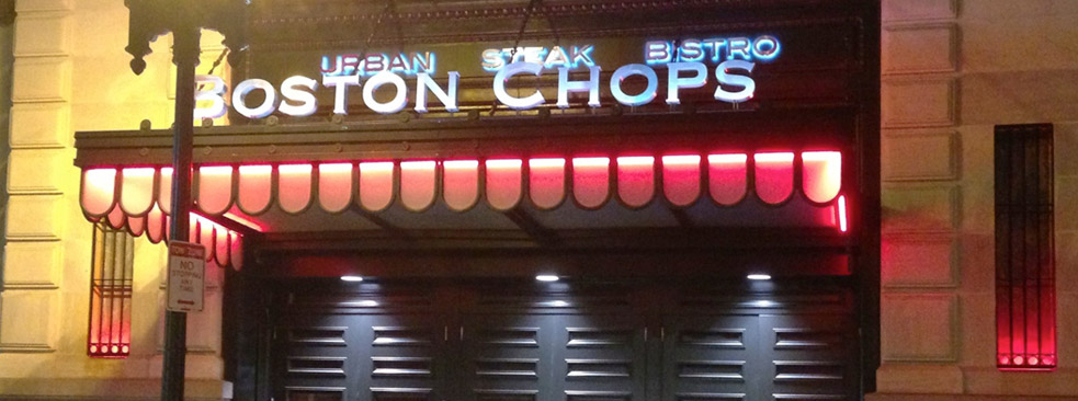 Boston Chops - Steakhouse